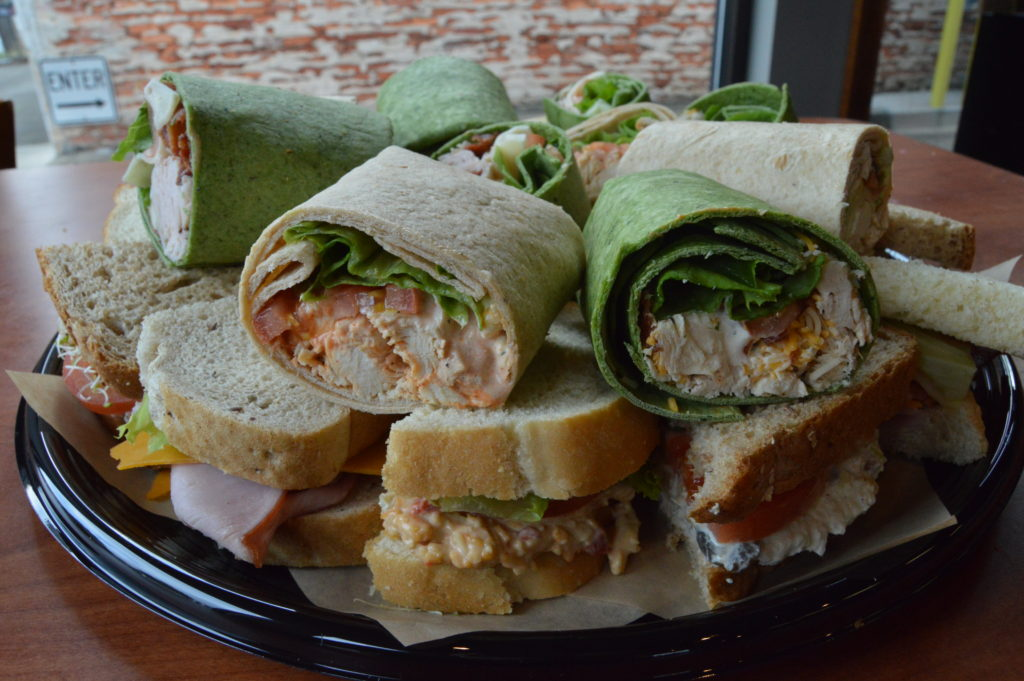 Doug's Deli Downtown   Catering